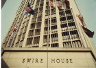 Swire House c.1977 - Union House was renamed Swire House in 1976. It is the site of current Chater House.