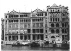 King's Building and Union Building c.1958 - These buildings were demolished in 1958, formed the site of Union House, and was renamed Swire House in 1976. Site of current Chater House.